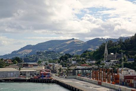 131. Dunedin, New Zealand