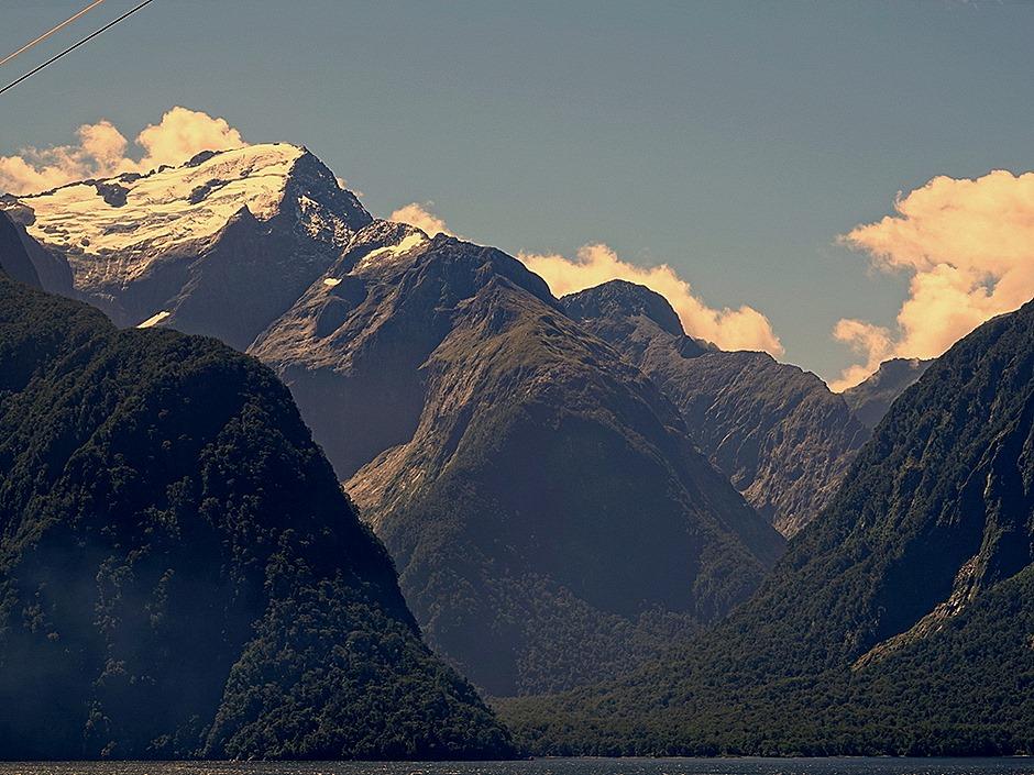 131. Fjordland National Park, New Zealand