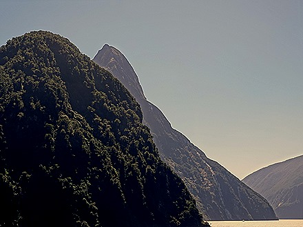 132. Fjordland National Park, New Zealand