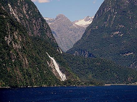 135. Fjordland National Park, New Zealand