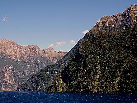 143. Fjordland National Park, New Zealand