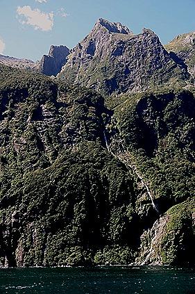 156. Fjordland National Park, New Zealand