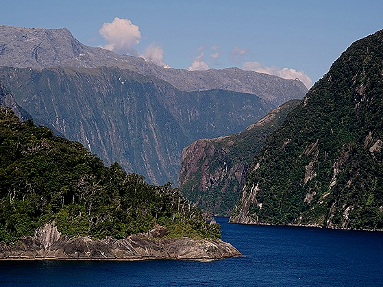 168. Fjordland National Park, New Zealand