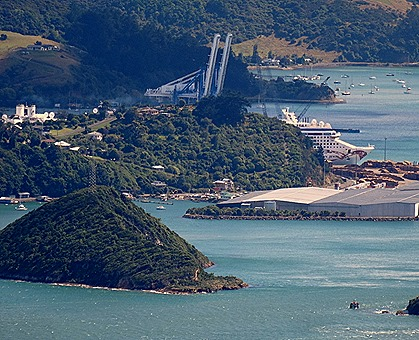 35. Dunedin, New Zealand