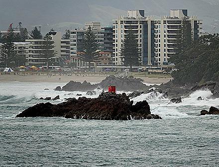 37. Tauranga (Rotarua), New Zealand