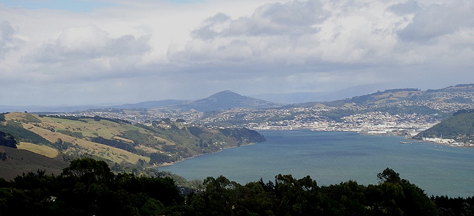 43. Dunedin, New Zealand