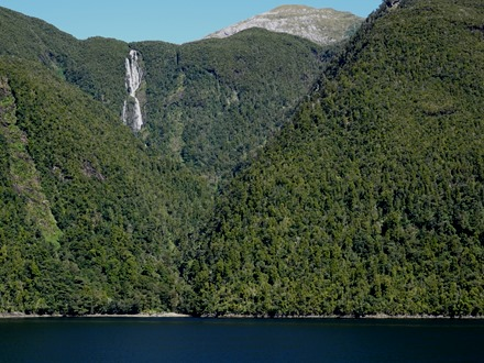 48. Fjordland National Park, New Zealand