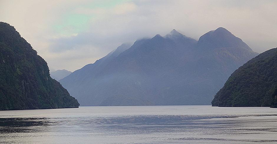 5. Fjordland National Park, New Zealand