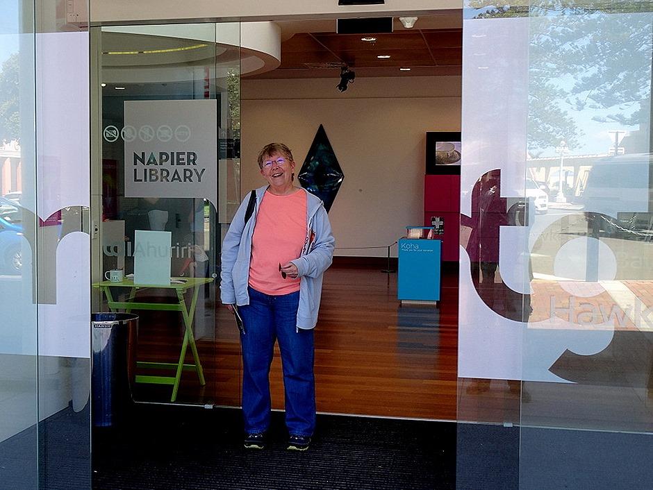 51. Napier, New Zealand