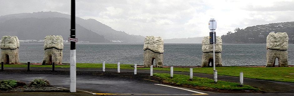 54. Dunedin, New Zealand
