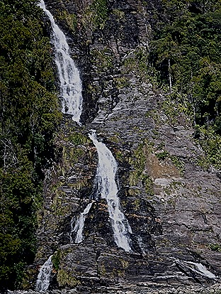 54. Fjordland National Park, New Zealand