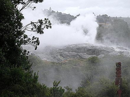 62. Tauranga (Rotarua), New Zealand