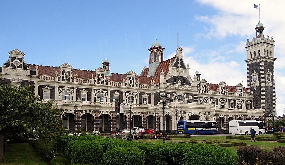 65. Dunedin, New Zealand