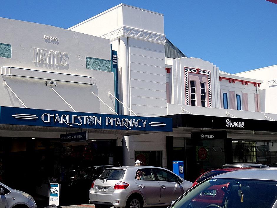 73. Napier, New Zealand