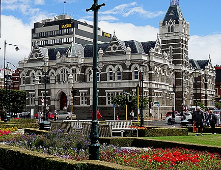 78. Dunedin, New Zealand