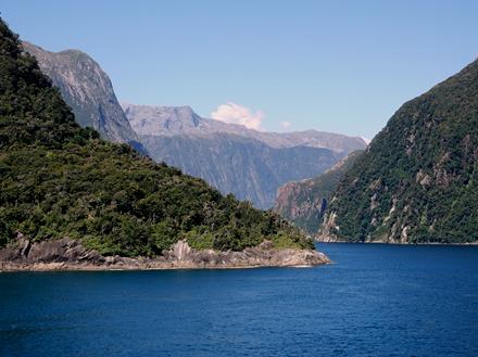 80. Fjordland National Park, New Zealand