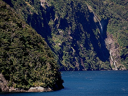 85. Fjordland National Park, New Zealand