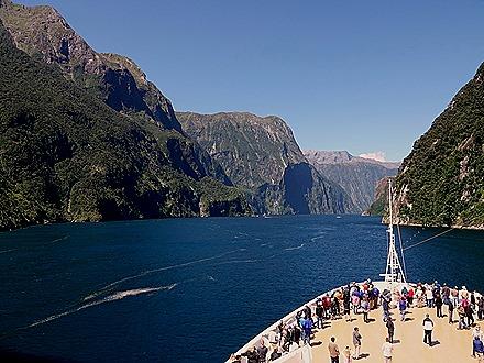 89. Fjordland National Park, New Zealand