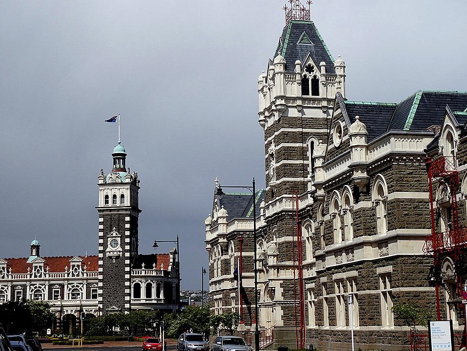 93. Dunedin, New Zealand