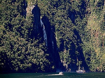 97. Fjordland National Park, New Zealand