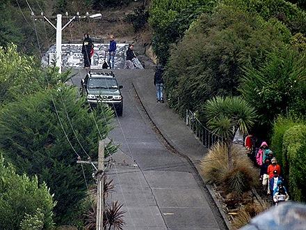 99. Dunedin, New Zealand