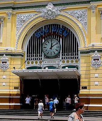 100. Saigon, Vietnam