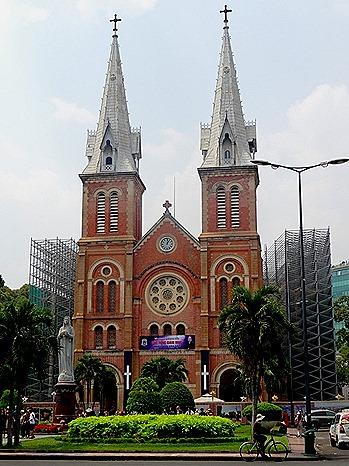 107. Saigon, Vietnam