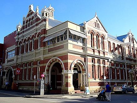 12. Freemantle, Australia