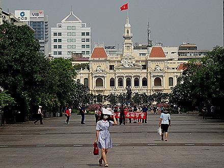 12. Saigon, Vietnam