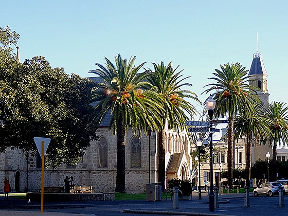 15. Freemantle, Australia