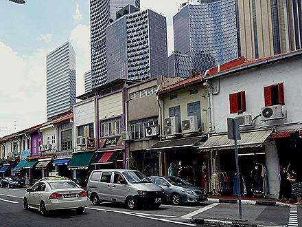 28. Singapore (Day 1)