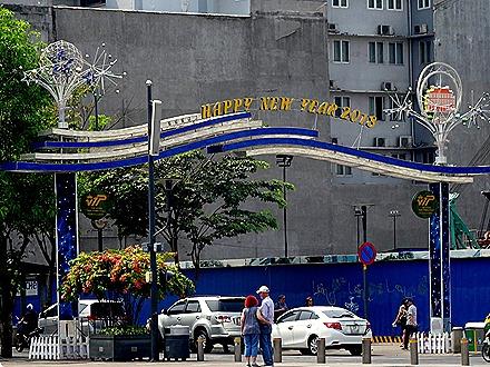60. Saigon, Vietnam