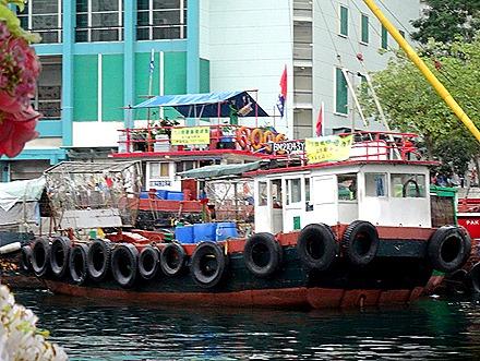 62. Hong Kong, China (Day 1)