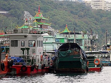 67. Hong Kong, China (Day 1)