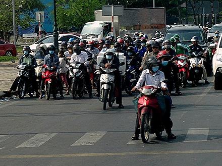 8. Saigon, Vietnam
