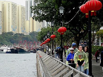 81. Hong Kong, China (Day 1)