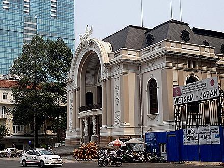 89. Saigon, Vietnam