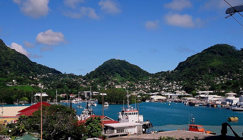 10. Victoria, Mahe, Seychelles