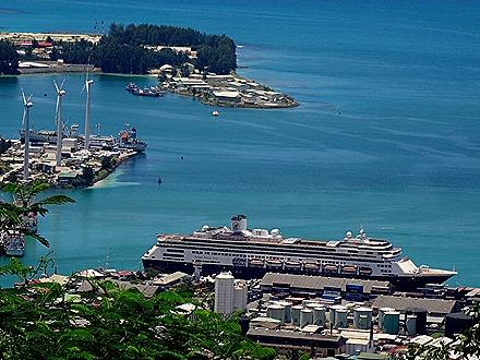 114. Victoria, Mahe, Seychelles
