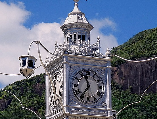 21. Victoria, Mahe, Seychelles
