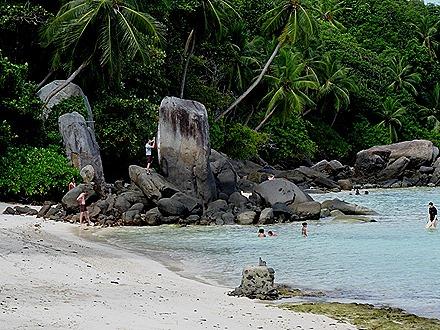 225. Victoria, Mahe, Seychelles