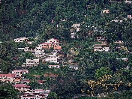 252. Victoria, Mahe, Seychelles