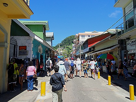 27. Victoria, Mahe, Seychelles