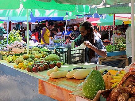 42. Victoria, Mahe, Seychelles