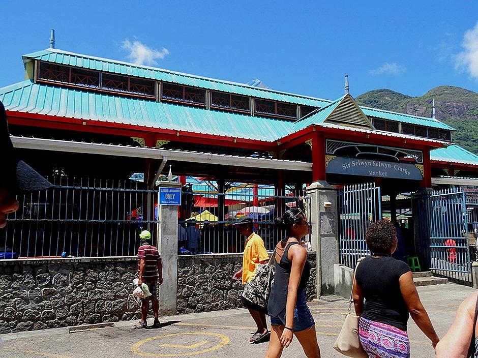 50. Victoria, Mahe, Seychelles