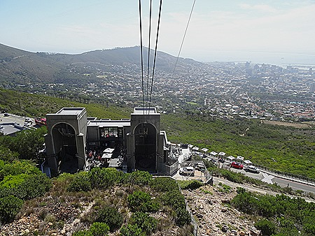 55. Capetown, South Africa