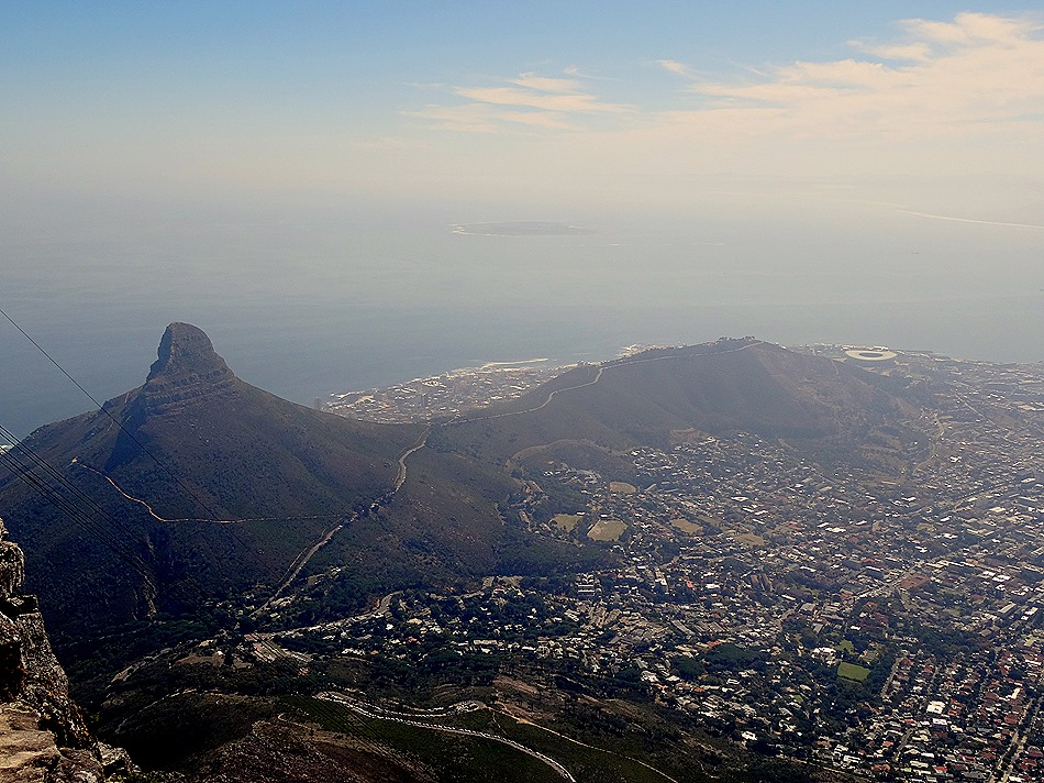 79. Capetown, South Africa