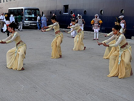 9. Colombo, Sri Lanka