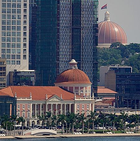 107. Luanda, Angola
