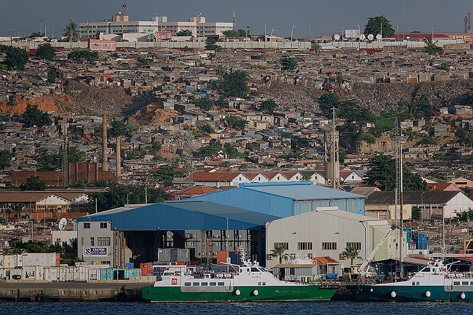 125. Luanda, Angola